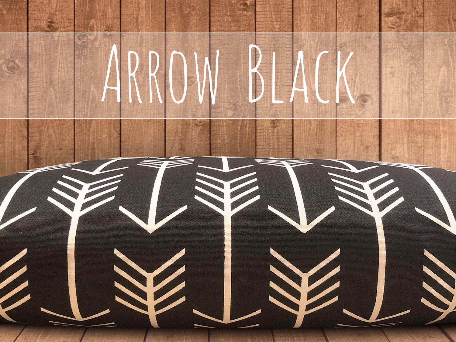 Arrows Dog Bed Cover