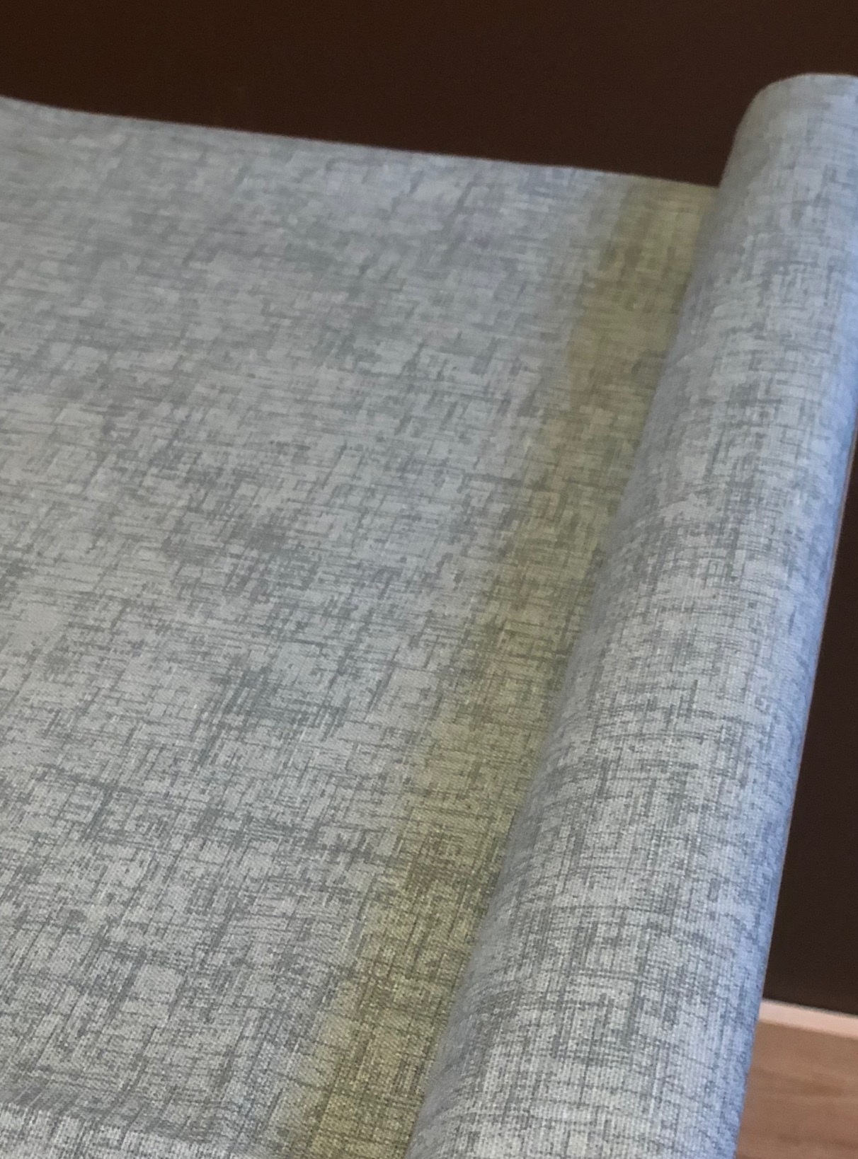 Linen Crate Cover